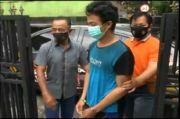 Selisih Paham di Jalan Raya, Pengendara Motor Gigit Telinga Kondektur Bus