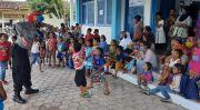 Pengungsi Gunung Merapi di Magelang Bertambah 14 Orang