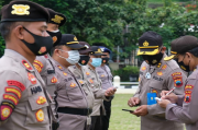 Balada Polisi Pengaman Pilkada: Berangkat Negatif Pulang Dilarang Positif