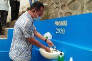 1.090 Jiwa Warga Kompang Nikmati Air Bersih Proyek Pamsimas