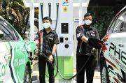 Kado HUT 63, SPBU Listrik Komersial Pertama Pertamina Mulai Operasi Hari Ini