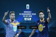 Jelang Lazio vs Verona: Peringatan Inzaghi (Live Streaming RCTI+)