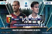Preview Genoa vs Juventus: Tuan Rumah Berharap Keajaiban