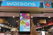 Semarak Watsons 12.12, Sebar Diskon hingga Voucher Ratusan Juta Rupiah