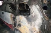 Pelaku Pembakaran Mobil Relawan Indah-Suaib Berhasil Diringkus