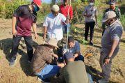 Isi Akhir Pekan, Bupati Takalar Ikut Kerja Bakti dan Tanam Pohon