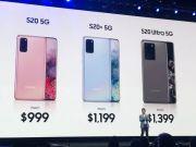 Menakjubkan, Samsung Berhasil Pimpin Pasar Ponsel 5G Global