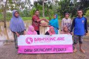 Peduli Korban Banjir Pandeglang, DrW Skincare Salurkan Bantuan