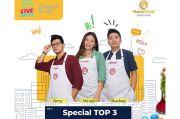 Top 3 Kena Prank Juri, Padahal Semua Masuk Grand Final MasterChef Indonesia