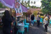 Diawasi Secara Ketat, PSU di TPS 1 Kelurahan Dua Sudara Berjalan Aman
