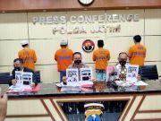 Ancam Gorok Menkopolhukam Mahfud MD, 4 Anggota FPI Ditangkap