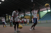 310 Siswa Ikuti Seleksi Juggling Competition U-20 Kemenpora