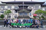 Dispora Makassar Ajak Tim Paskibraka Wisata ke Bali