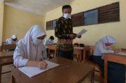 Penyebaran Covid-19 Masih Tinggi, Bupati Gowa Tegaskan Sekolah Masih Daring