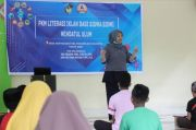 LPkM UMI dan Dosen Sastra Ajak Siswa Memahami Isi Pesan Iklan