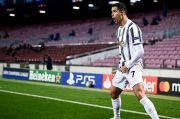 Juventus Menang, Ronaldo Sumbang Dua Gol di Laga Ke-100