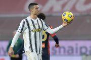Ronaldo Bidik Rekor Baru Bersama Juventus, Tanda Ingin Bertahan