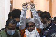 Polri Sebut Habib Rizieq Ditahan Bukan Karena Kerumunan tapi Penghasutan