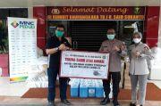 MNC Peduli Serahkan Alat Kesehatan dan APD ke RS Bhayangkara Polri