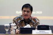 Presiden Tunjuk Airlangga Hartarto Jadi Ketua Harian Dewan Nasional Keuangan Inklusif