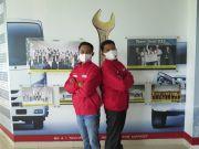 Tim Mekanik Isuzu Indonesia Menangi Kompetisi Internasional