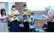 UI Mitigasi Covid-19 pada Anak-anak Penyandang Autisma di Banjarmasin