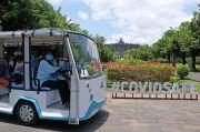 Piknik Tahun Baru ke Borobudur, Gerbang Klangon & Rumah Gadang Sudah Bisa Dikunjungi