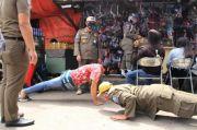 Razia Protokol Kesehatan Temukan Banyak Pelanggaran di Pasar Kiaracondong