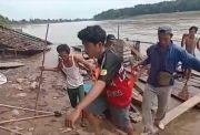 Kakak Beradik Tewas Tenggelam di Sungai Musi