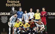 Ballon dOr Dream Team: Ada Maradona, Messi, hingga Ronaldo