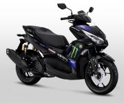 Yamaha Hadirkan All New Aerox 155 Connected MotoGP Edition