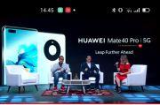 Promosi Cakep Huawei Mate 40 Pro di Indonesia, Anda Menang Banyak!