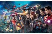 Inilah Jadwal Perilisan Film Superhero Marvel yang Patut Dinanti