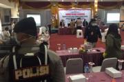 99 Aparat Gabungan Amankan Rekapitulasi Tingkat Kabupaten Kobar untuk Pilkada Kalteng