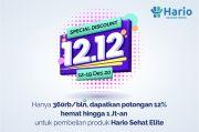 Segera Unduh! Aplikasi Asuransi Terlengkap Hario Beri Diskon Rp1 Jutaan Hingga 19 Desember
