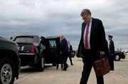 Jaksa Agung AS Bill Barr Mundur saat Biden Dinyatakan Menang Pilpres