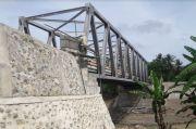 Bupati Sinjai Optimistis Jembatan Kalamisu Rampung Akhir Tahun