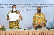 Kado HUT ke-63, Pertamina Resmikan Kilang Langit Biru Cilacap