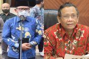 Sikap Kritis Ridwan Kamil ke Mahfud MD Ungkap Fakta Politik Sesungguhnya