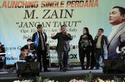 Berburu Talenta Baru, M Zain Justru Tercebur Jadi Penyanyi