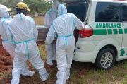 758 Jenazah Covid-19 Dimakamkan di TPU Pedurenan Bekasi