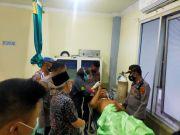 Bus Kecelakaan, Puluhan Brimob Dilarikan ke RSU Kerinci Jambi