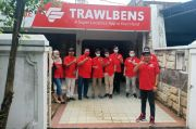 Mantan Tukang Sapu di Sarinah Jadi CEO Startup Kargo TrawlBens