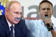 Navalny Yakin 100% Putin Perintahkan Tim Elit untuk Meracuninya