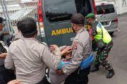 Ricuh Demo Massa di KPU Tasikmalaya, Polisi dan Pendemo Terluka
