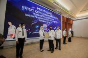 Plt Wali Kota Cimahi Serahkan SK CPNS, Satu Formasi Tidak Terisi