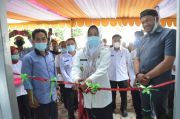 Desa Gantarang Punya Kantor Baru, Pelayanan Diharap Bisa Ditingkatkan