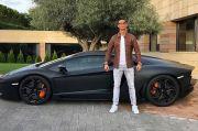 Ini Penampakan Lima Mobil Mahal Cristiano Ronaldo