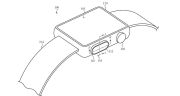 Wuih, Paten Baru Apple Watch Tunjukkan Touch ID dan Kamera di Bawah Layar