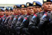 Amankan Aksi Besok, 2.690 Personel Brimob Diboyong ke Jakarta